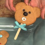 Chocolate Cookie Bears recipe