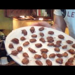 Chocolate-Covered Almond Coconut Tassies recipe