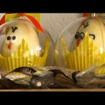 Chocolate-Covered Easter Eggs recipe