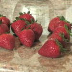 Chocolate-Covered Strawberries with Sprinkles recipe