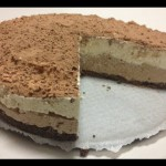Chocolate Layer Cheesecake recipe