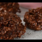 Chocolate Macaroon Bars recipe