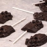 Chocolate Marshmallow Mile-High Squares recipe
