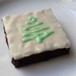 Chocolate Mint Brownie Cookies recipe