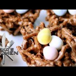 Chocolate Nests recipe