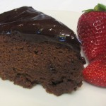 Chocolate Syrup Cake recipe