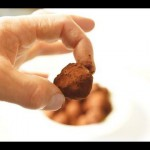 Chocolate Truffles with a Surprise recipe