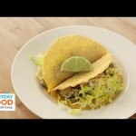 Cilantro Chicken Tacos recipe