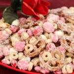 Cocoa Snack Mix recipe
