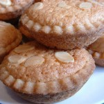 Coconut-Almond Tartlets recipe
