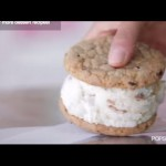 Cookie and Ice Cream Frozen Dessert recipe