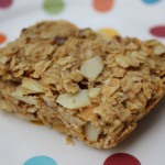 Cranberry Granola Nut Bars recipe
