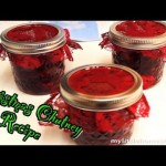 Cranberry Orange Chutney recipe