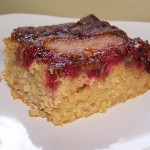 Cranberry Pound Cake recipe