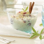 Cranberry Rice Pudding recipe