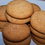 Cranberry Spice Cookies recipe