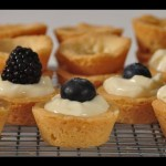 Cream Cheese Tarts recipe