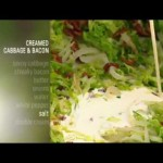 Creamed Cabbage with Bacon recipe
