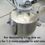 Creamy Carnation Frosting recipe