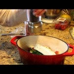 Creamy Cheesy Mashed Potatoes recipe