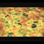 Crustless Broccoli & Cheddar Mini Quiches recipe