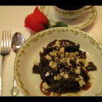 Dark Chocolate and Macadamia Nut Toffee recipe