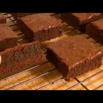 Deliciously Rich Chocolate Brownies recipe