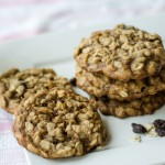 Deluxe Oatmeal Raisin Cookies recipe
