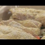 Deviled Chicken with Roasted Vegetables recipe