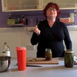 Dill-Pickled Green Beans recipe