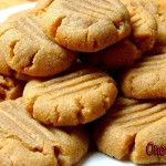Dorothy's Peanut Butter Cookies recipe
