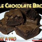 Double Brownies recipe