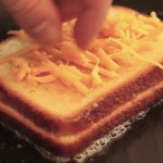 Double Delicious Grilled Cheese Sandwiches recipe