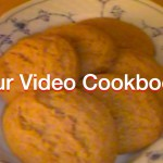 Double Ginger Shortbread Cookies recipe