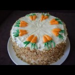 Double Layer Carrot Cake recipe