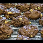 Double-Treat Walnut Cookies recipe
