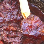 Down Home Barbecued Beef recipe