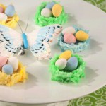 Easter Coconut Nests recipe