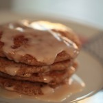 Easy Cinnamon – Vanilla Pancakes recipe