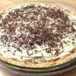 Easy Peanut Butter Chocolate Cheesecake Pie recipe