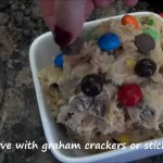 Easy Peanut Butter Treasure Ice Cream recipe