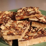 Easy Toffee Candy recipe