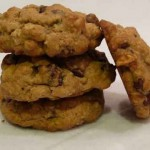 Espresso Nut Cookies recipe