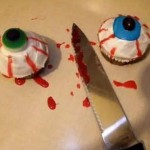 """Eyeball"" Cupcakes recipe"