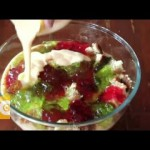 Festive Fruit Trifle recipe