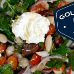 Feta and White Bean Salad recipe