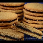 Fig Oatmeal Cookies recipe