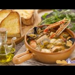 Fish and Shell Stew recipe