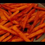French Fried Sweet Potatoes recipe