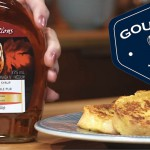 French Toast with Cinnamon-Maple Syrup recipe